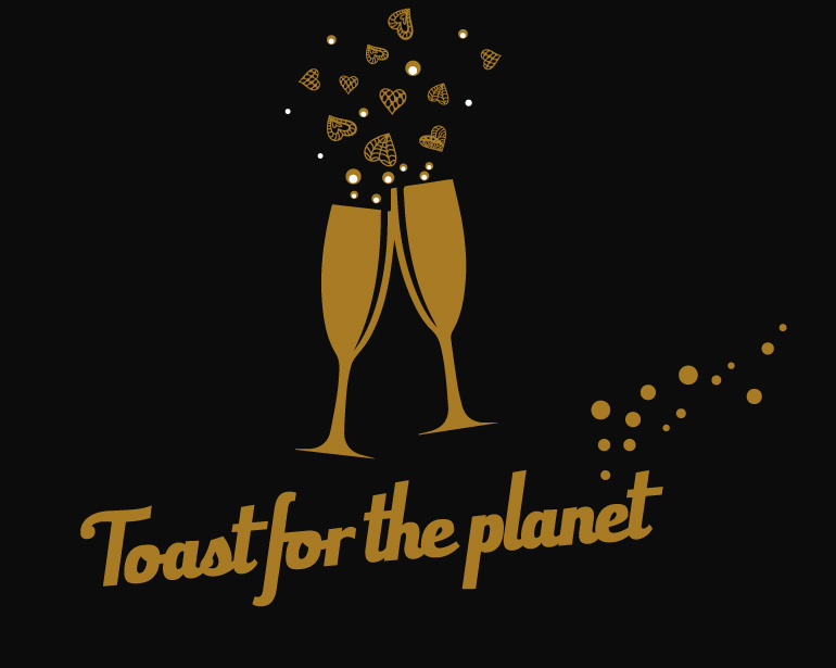 Toast for the planet